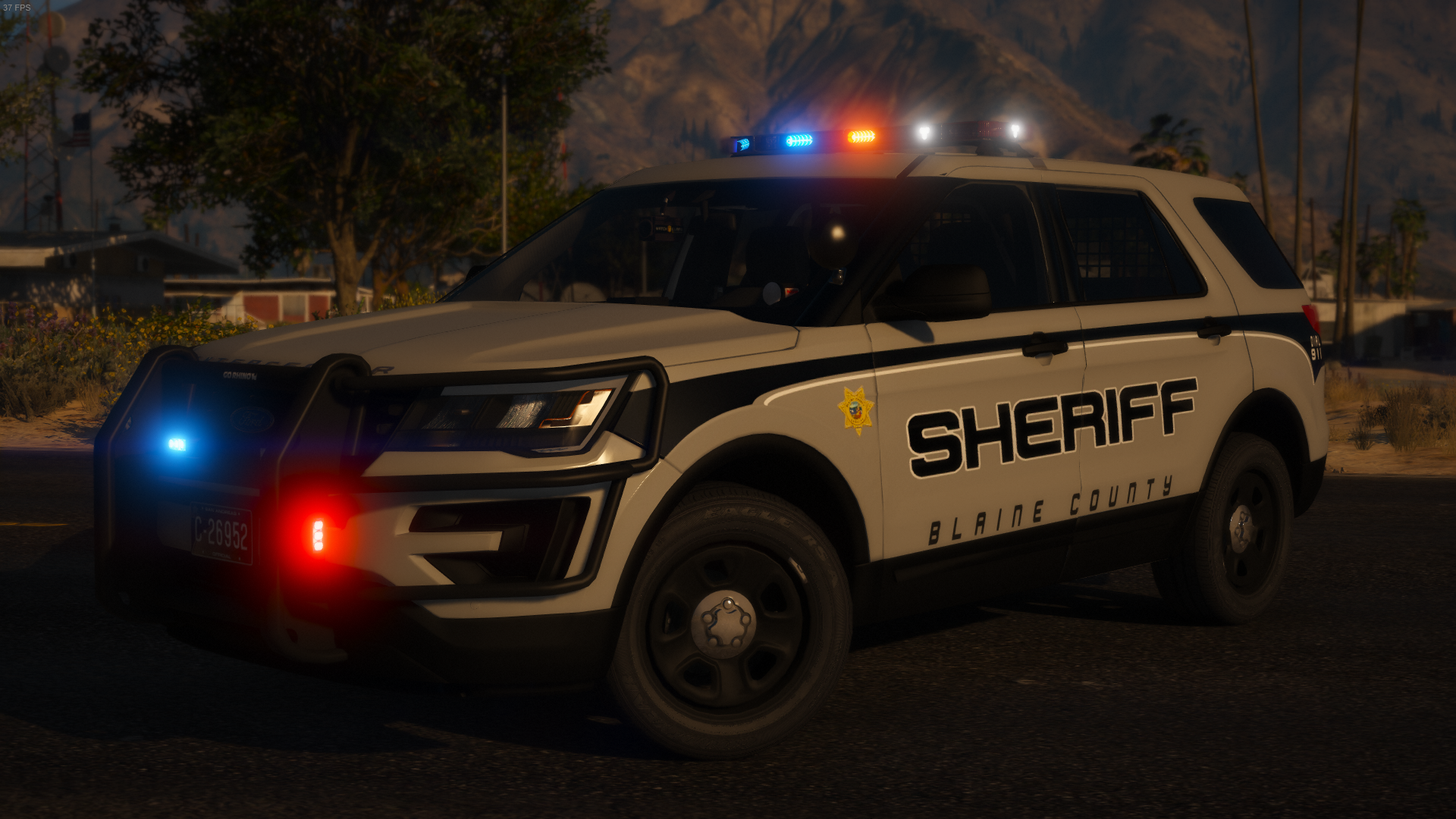 ELS] Blaine County Sheriff Pack - Kilroy95's Content
