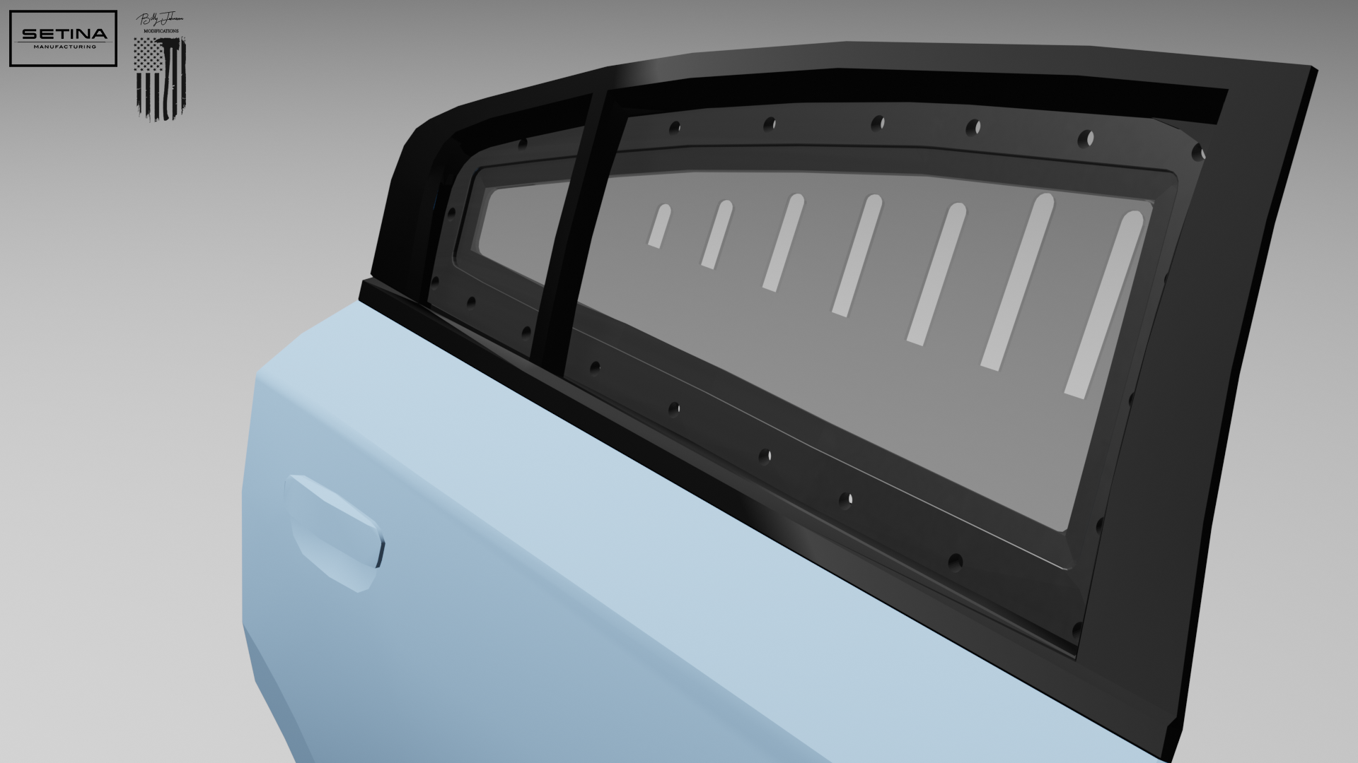 2018 Charger Poly carbonate window
