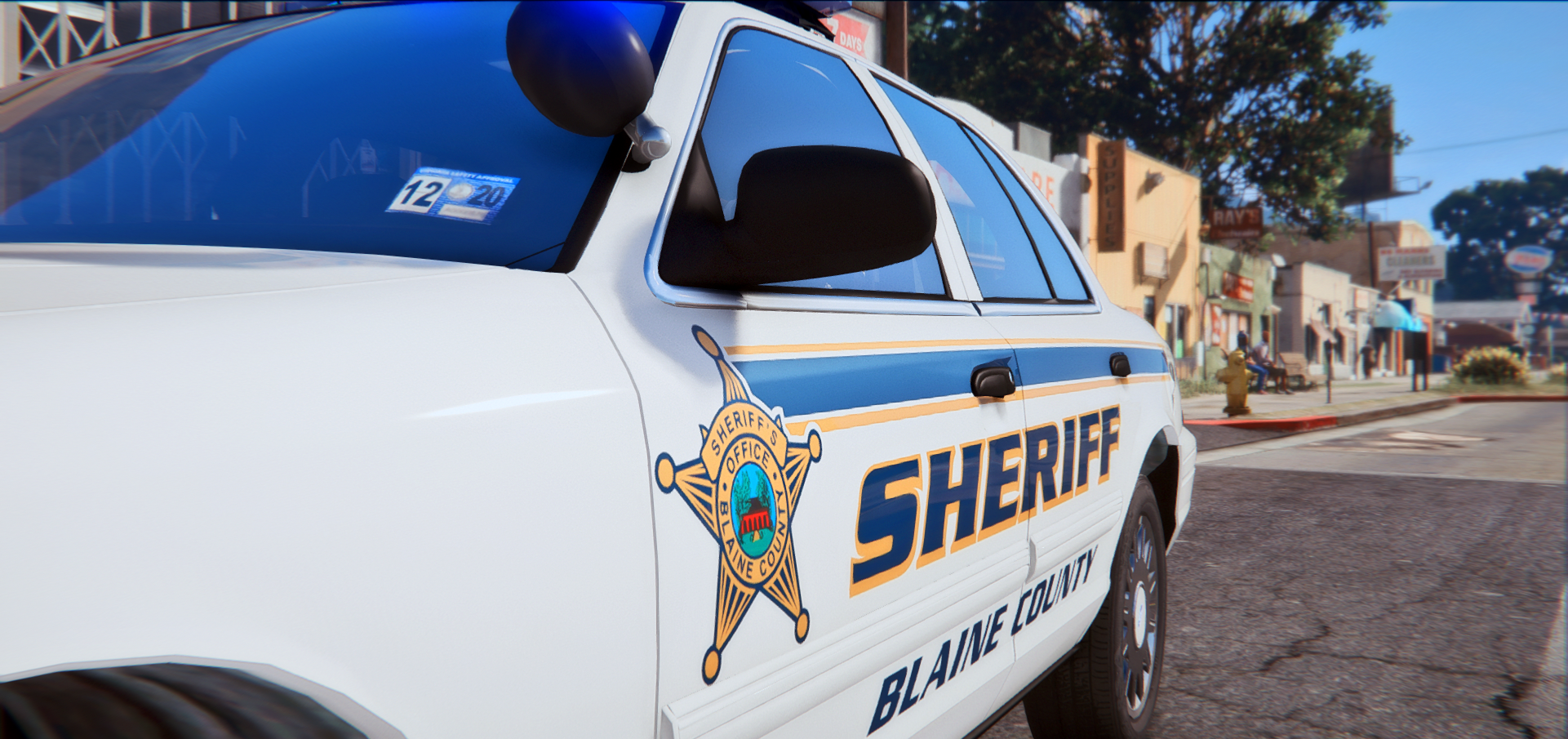 Hanover County Sheriff's Office Pack [ELS]