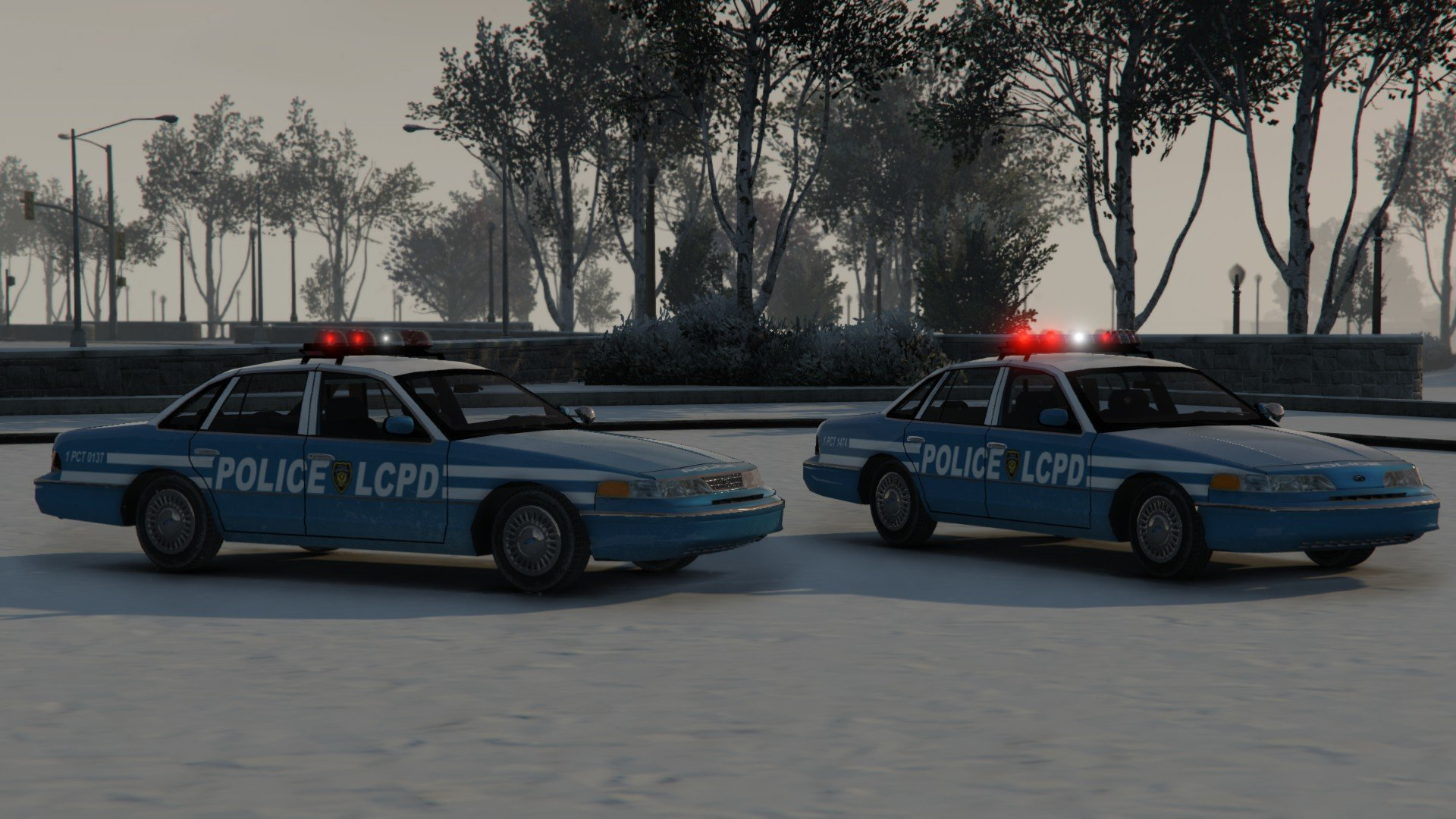 Ford Crown Victoria 1992 - 1994