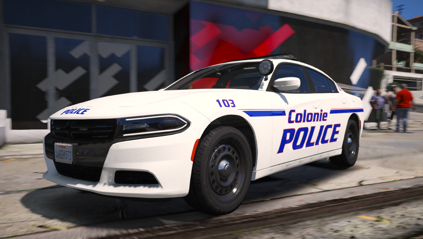 CPD Charger Front