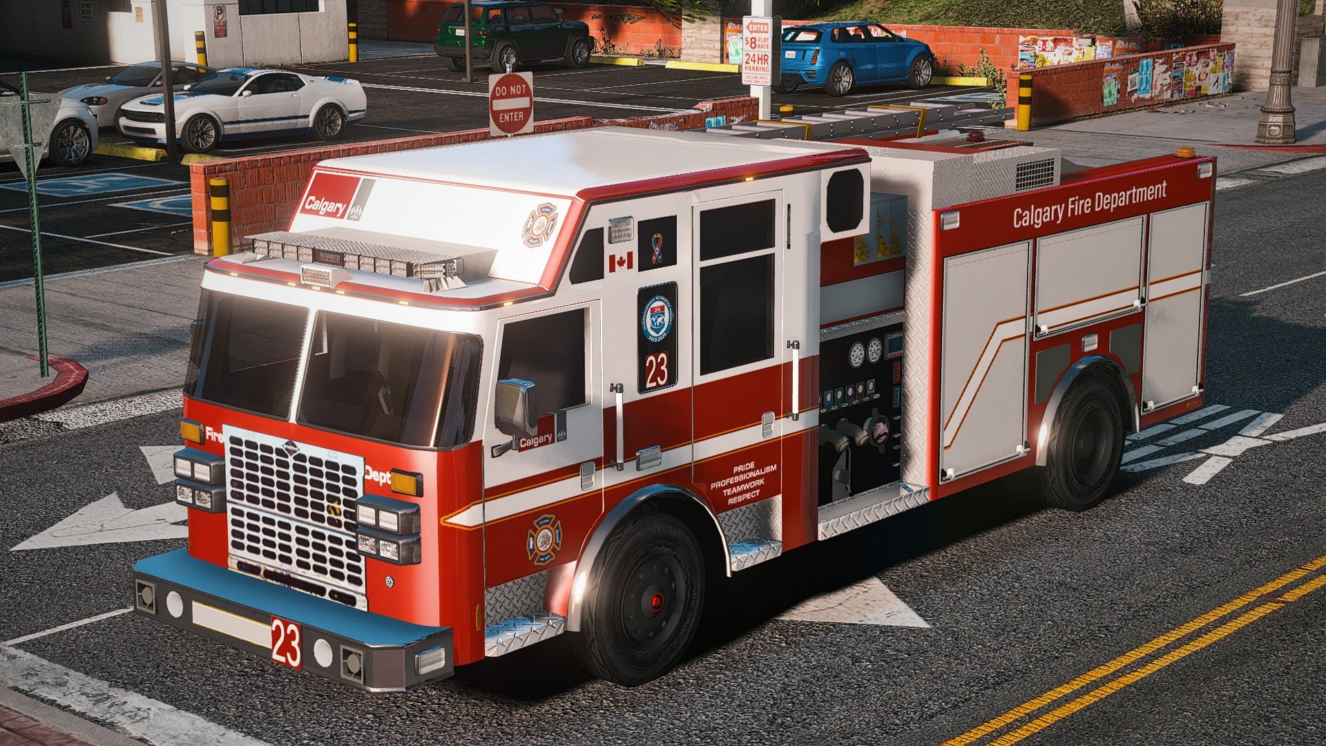 CFD Truck 23