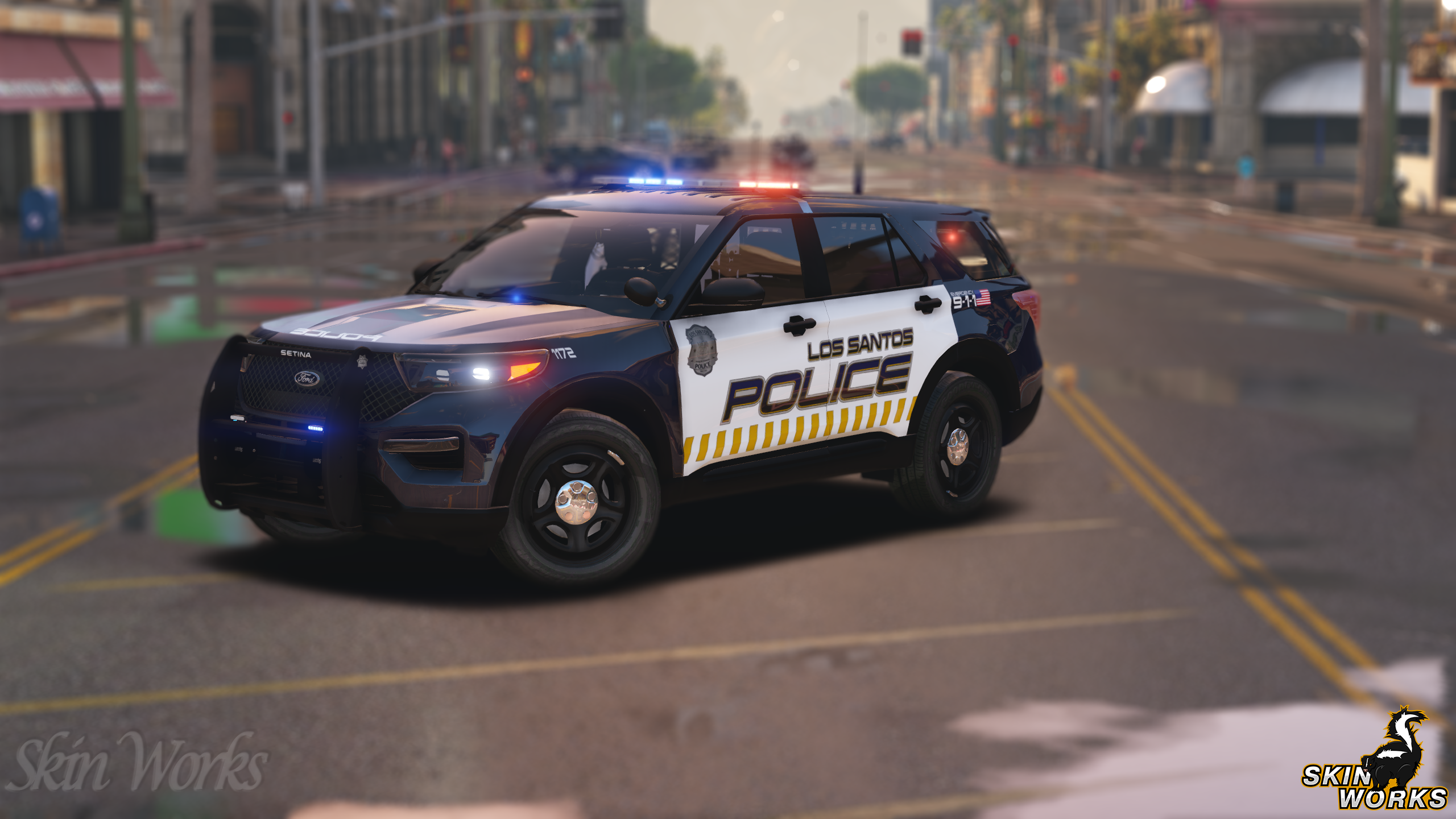 Think this Skin Makes any Vehicle Look Good