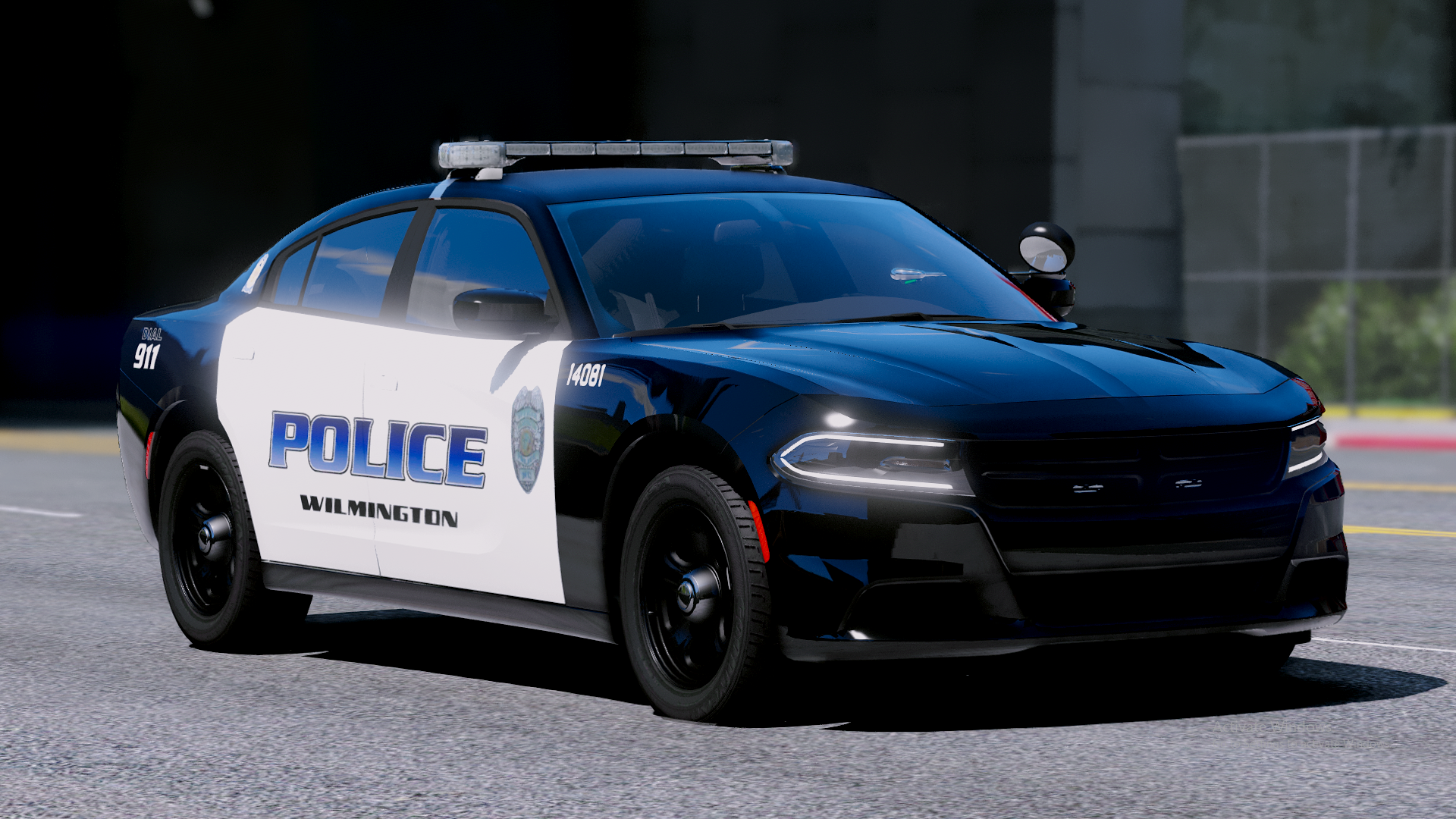 2018 WPD Charger