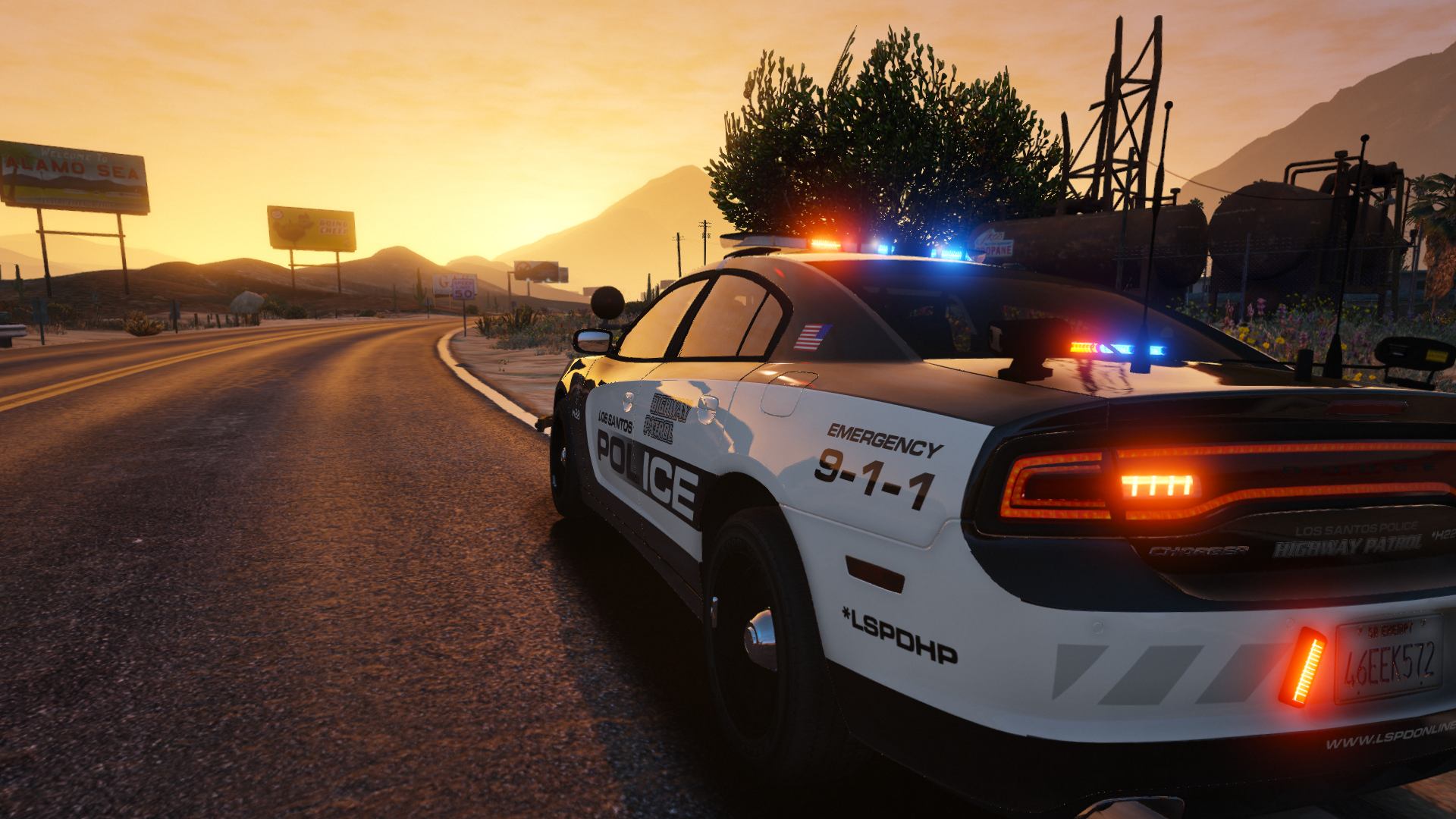 14 Charger Highway Patrol 1