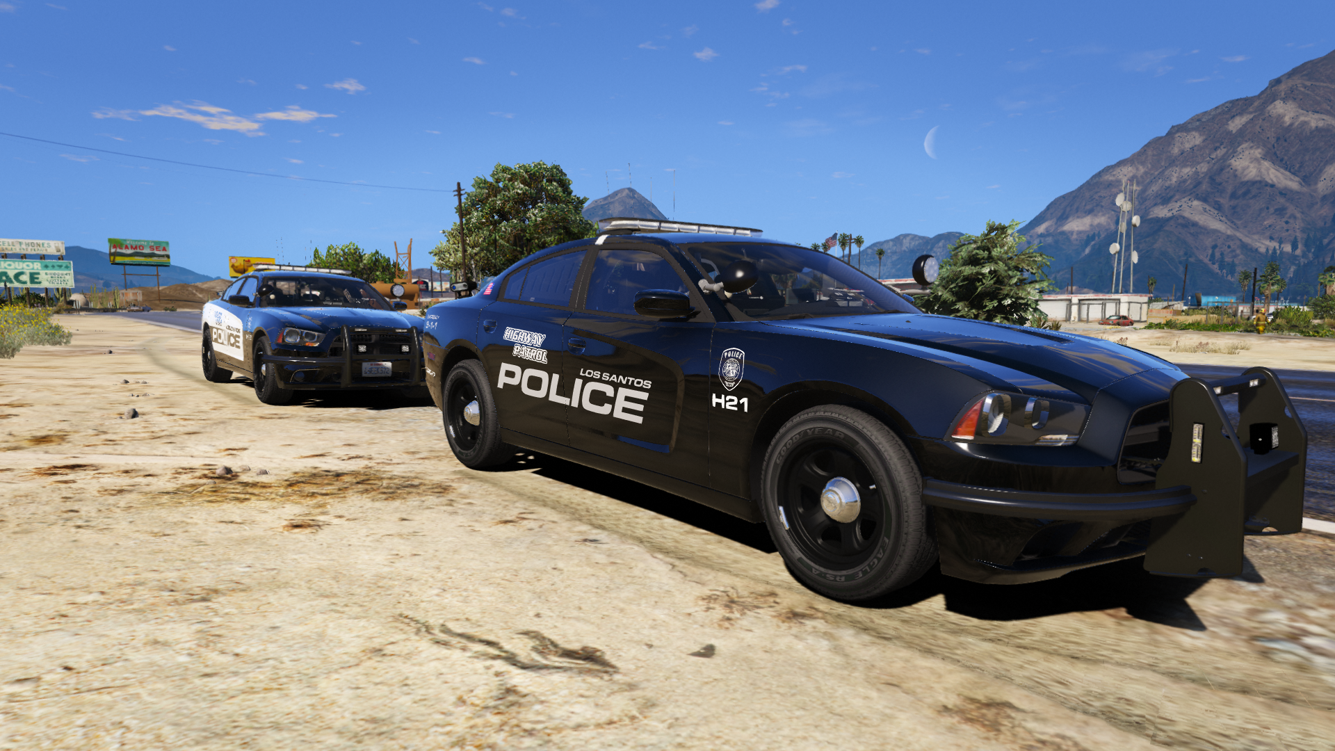 14 Charger Highway Patrol 2