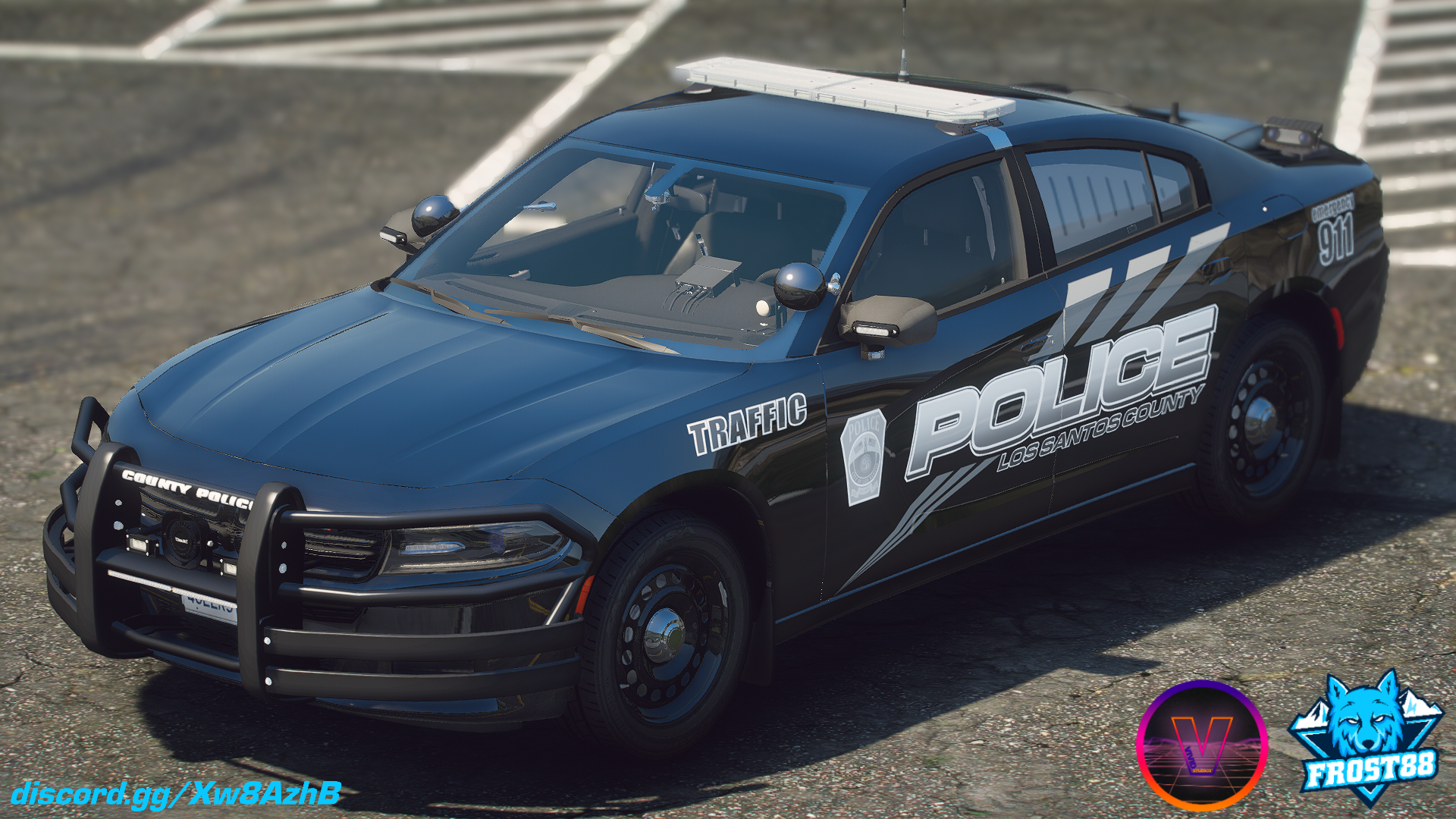 2019 Charger LSCPD