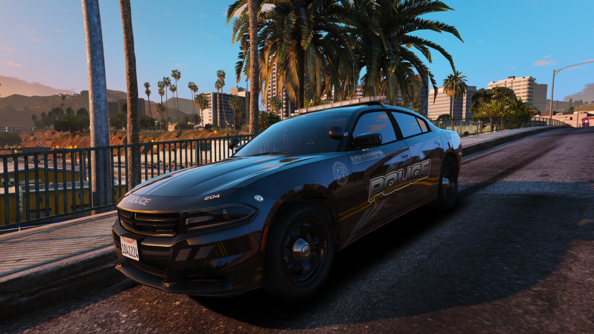 LSPD Charger 2