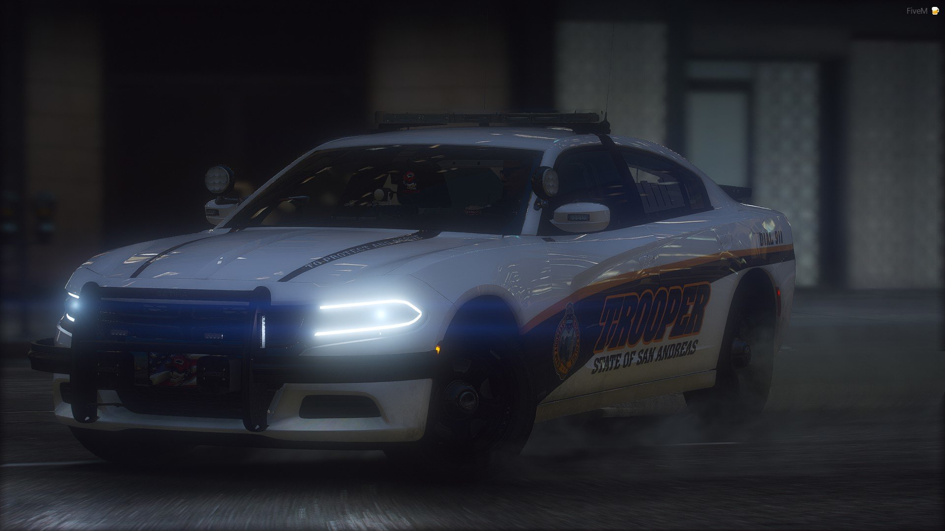 State Trooper 18 Charger