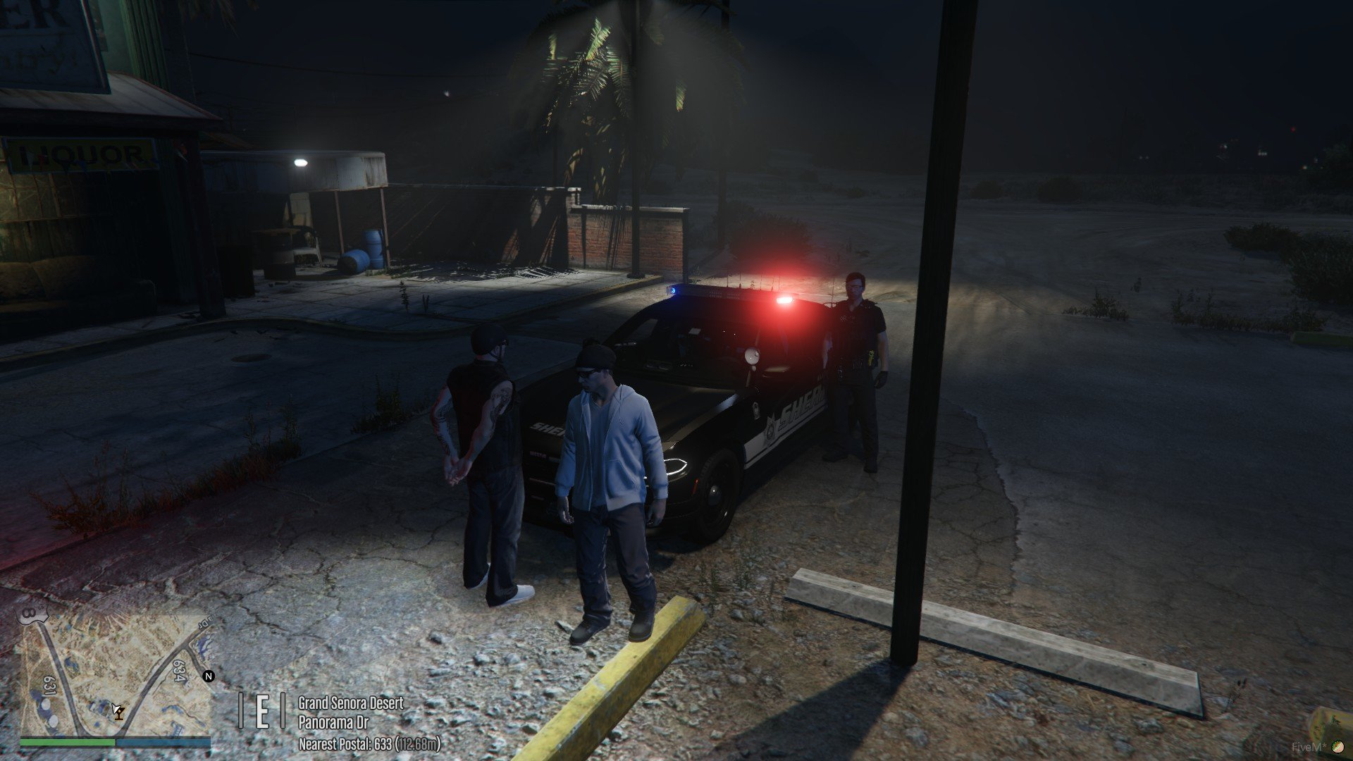 MWRP Arrested