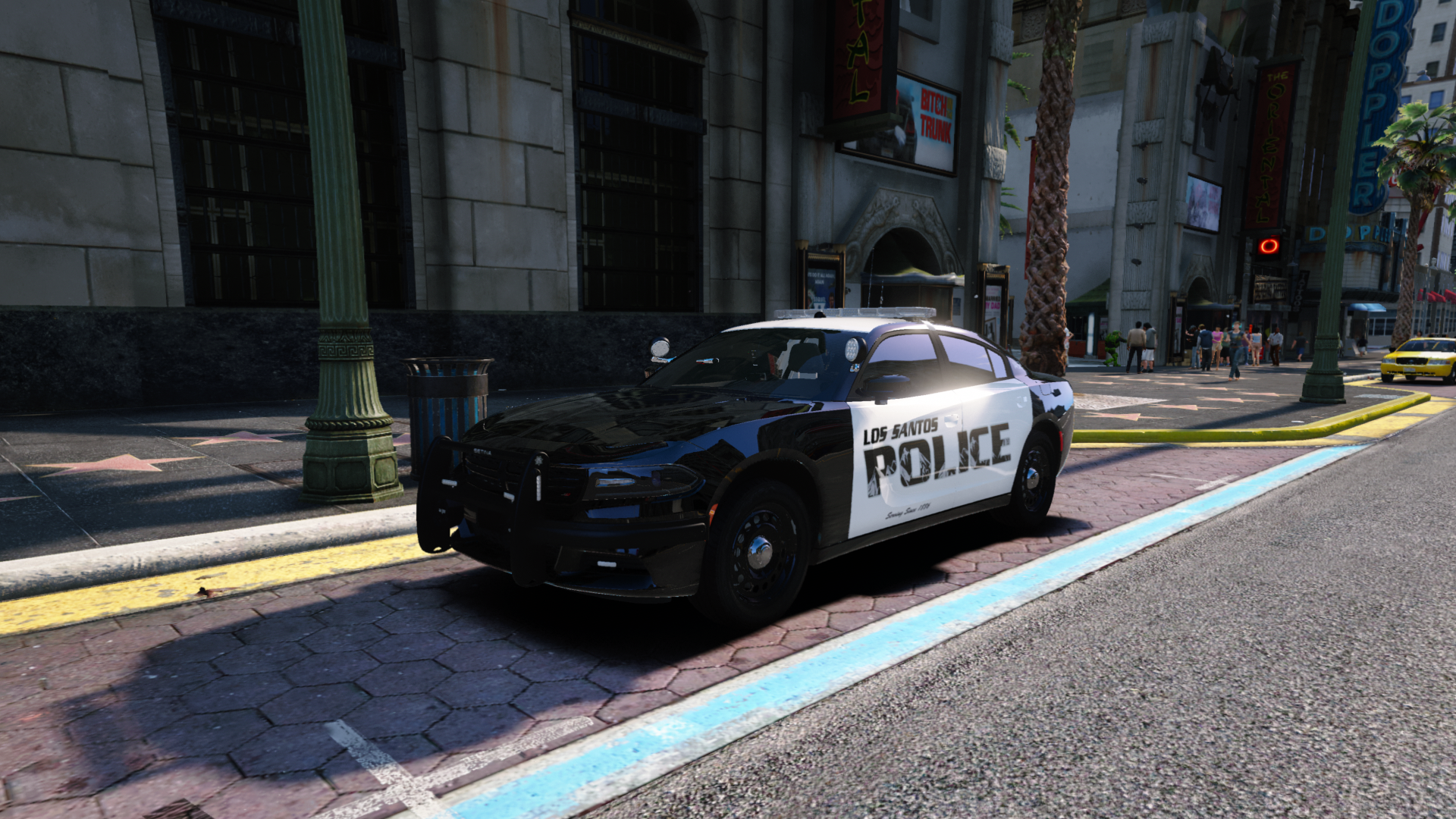 Yakama PD based skin