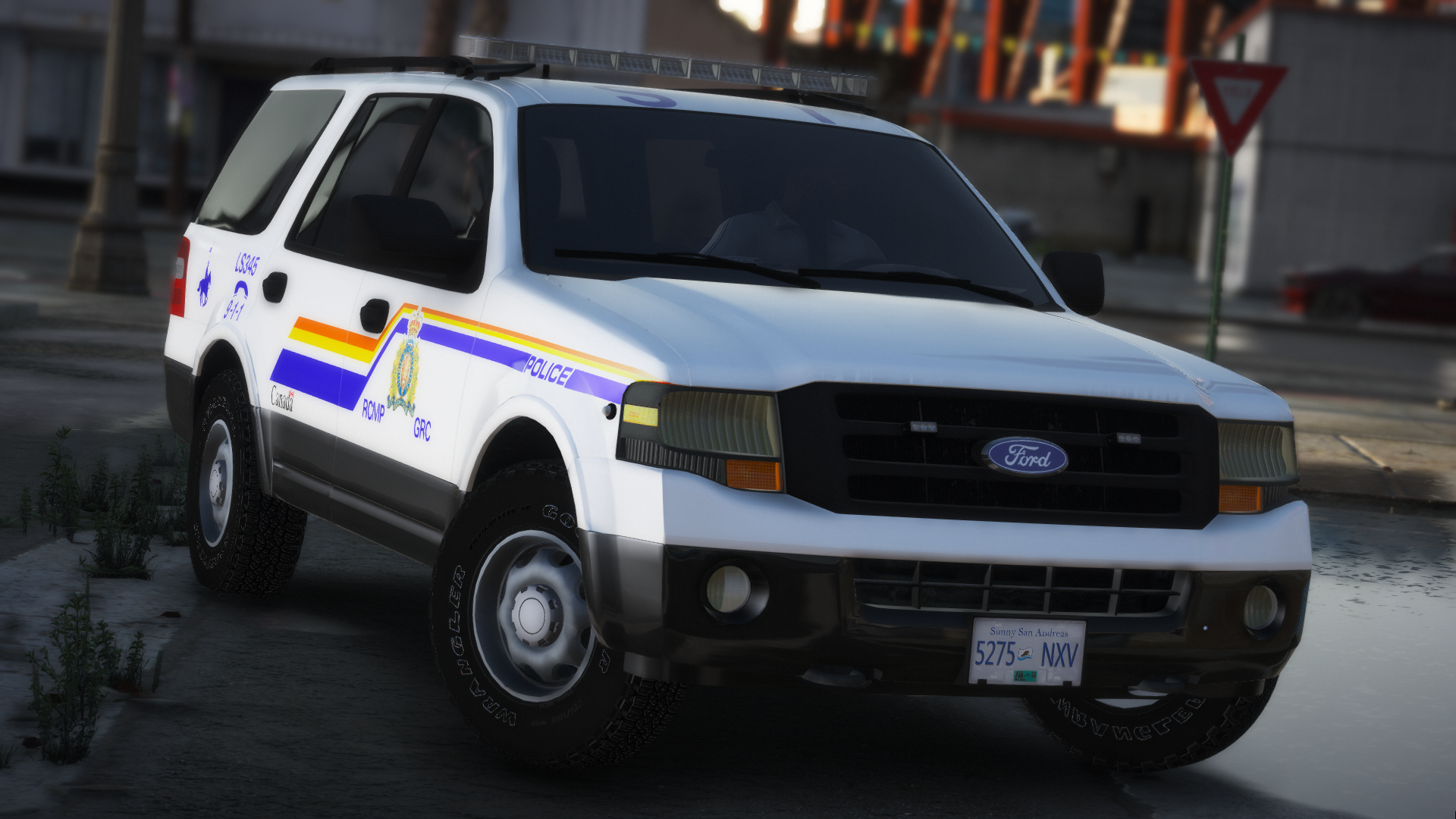 RCMP Expedition