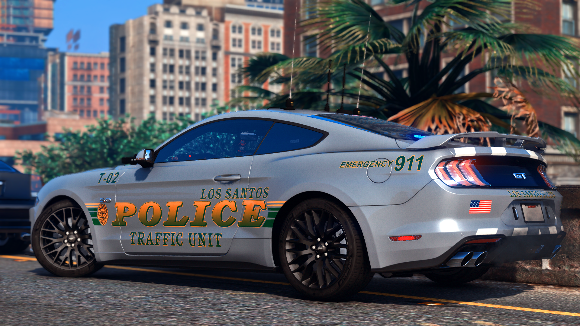 The traffic units always catch up; especially this beast.