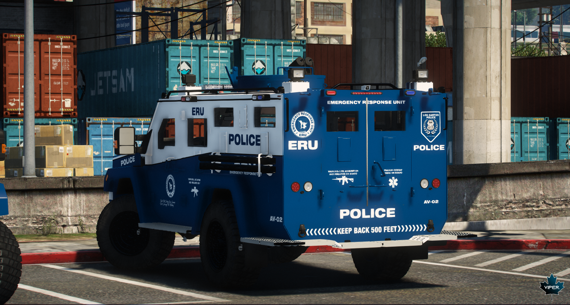 the LSPD's new Bearcats