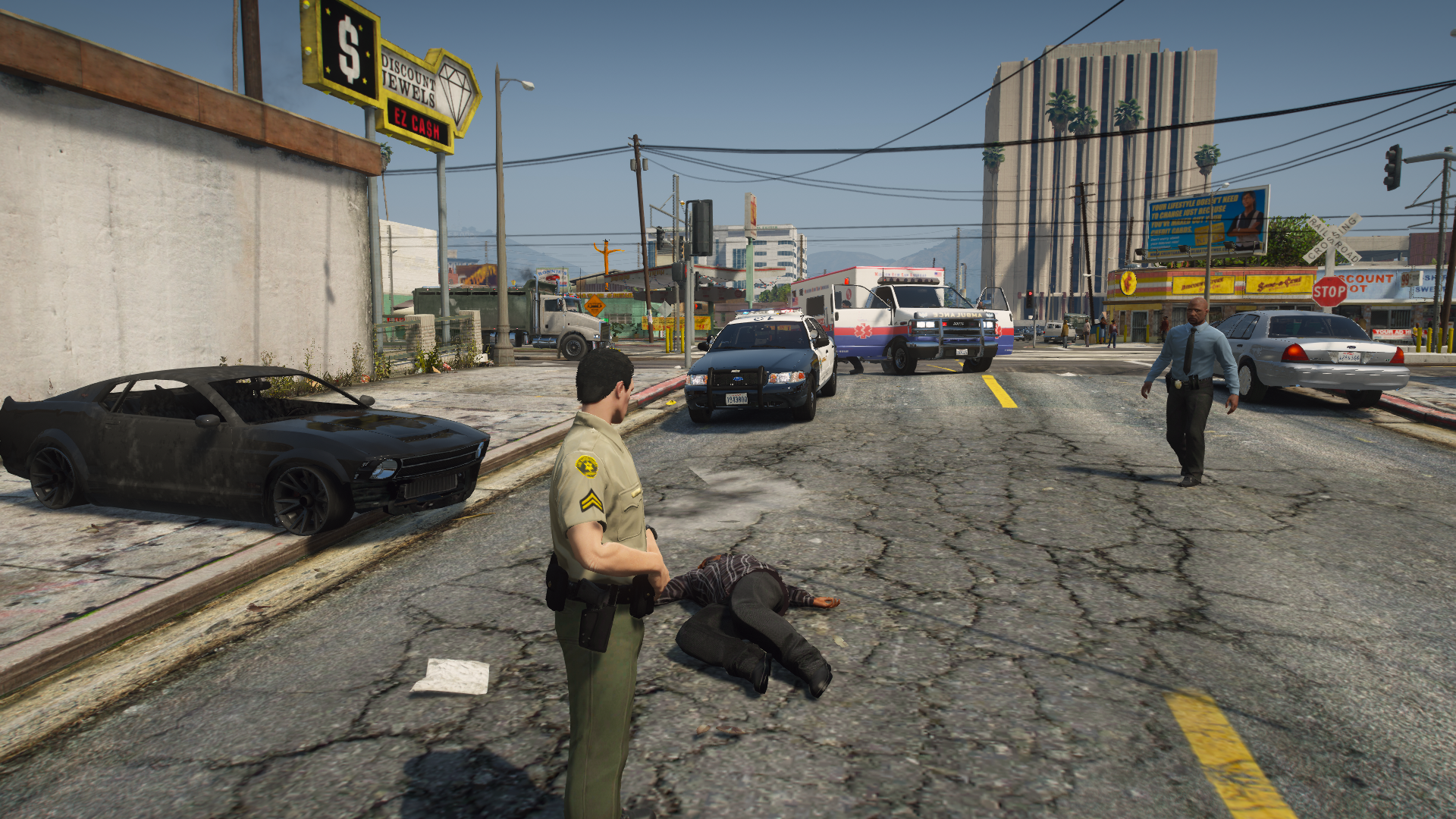 sheriffs of san andreas