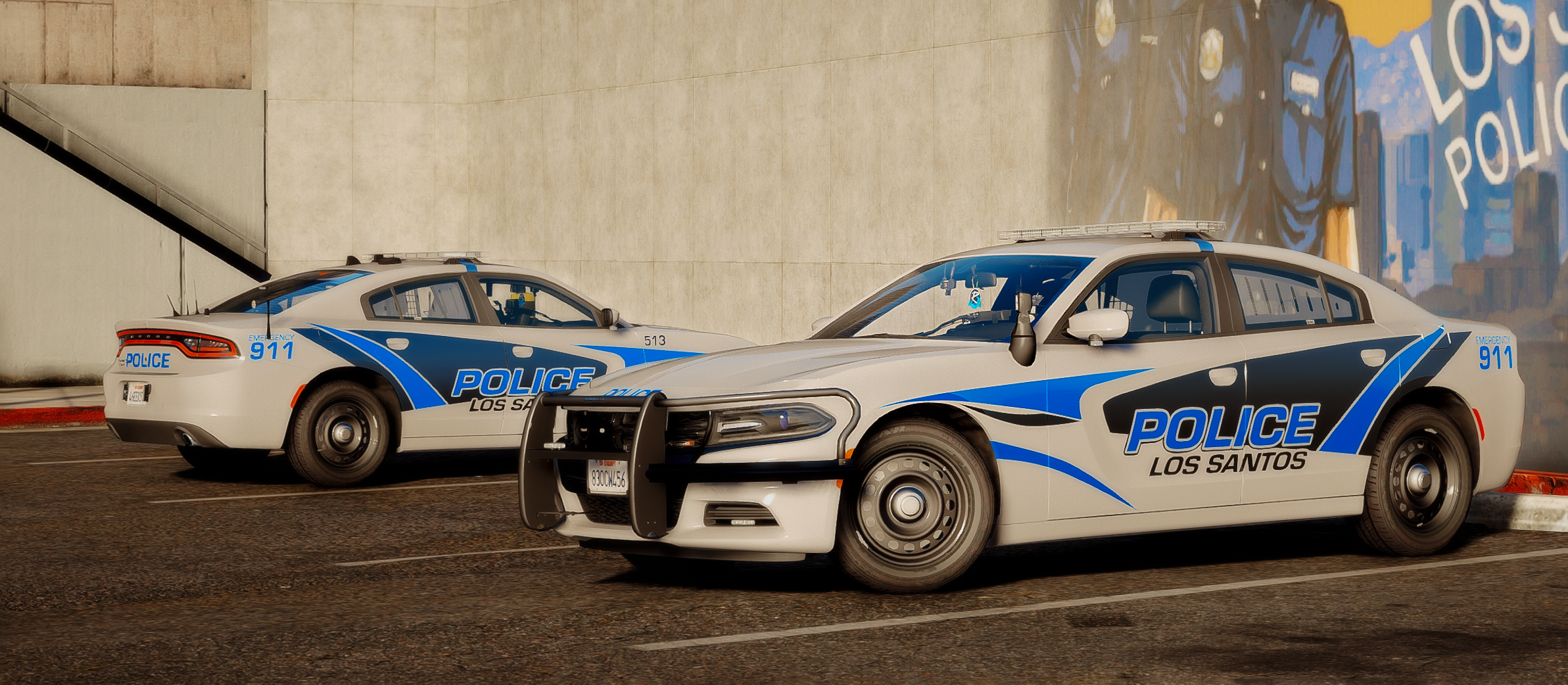 LSPD Ripple Charger