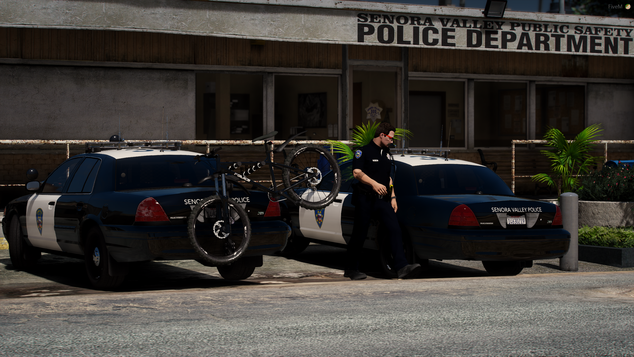 SCPD Style Vics Day