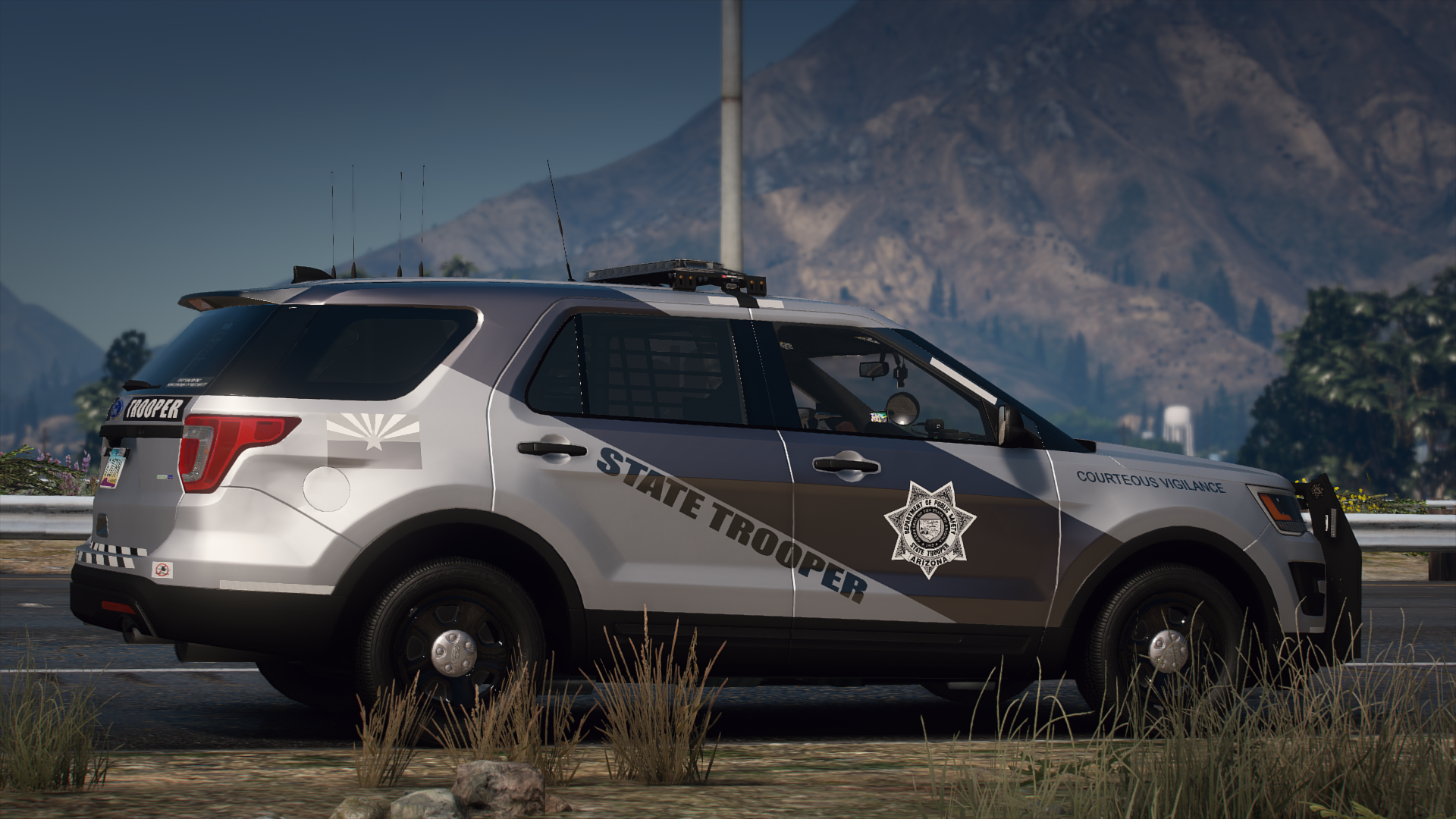 DPS in the Mountains