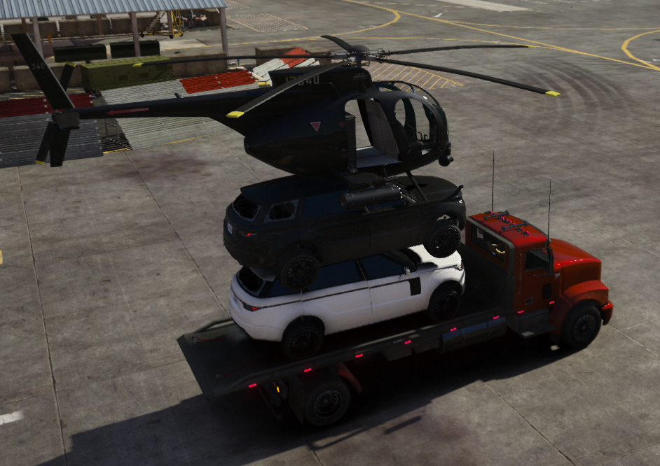 Vehicle Attachment and Tow Resource