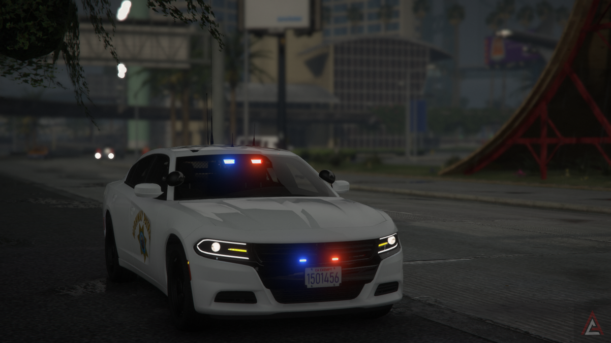   CHP  2018 PCF CHARGER  