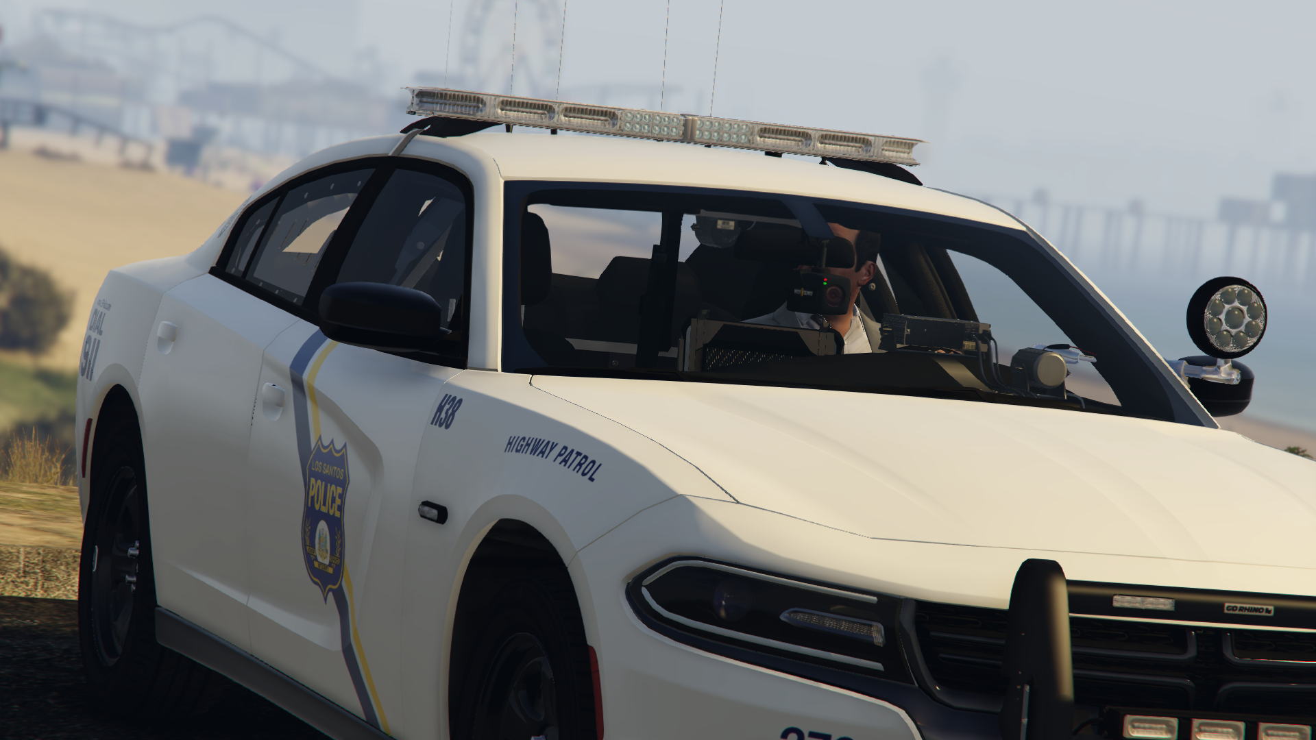 LSPD Highway Patrol Charger