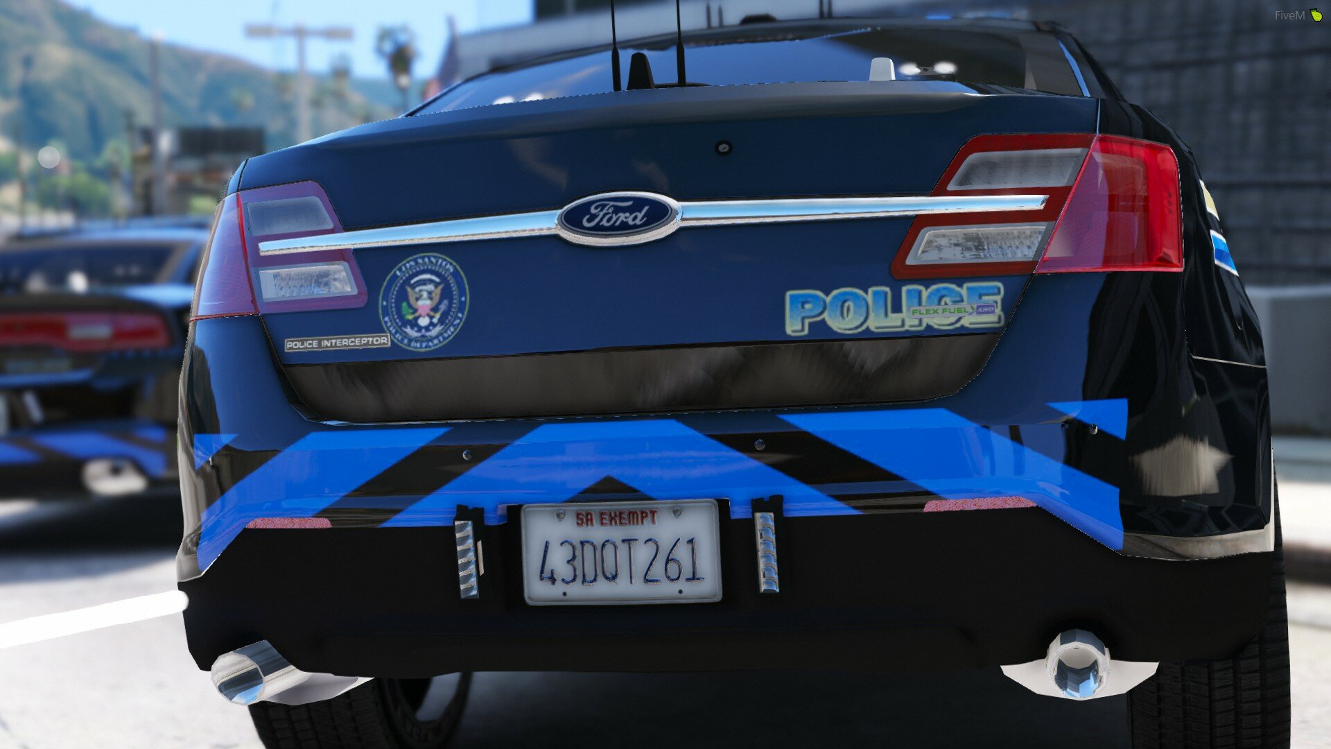 LSPD Texture (Skin) Pack Based On Chester County Sheriffs Office (S.C.)