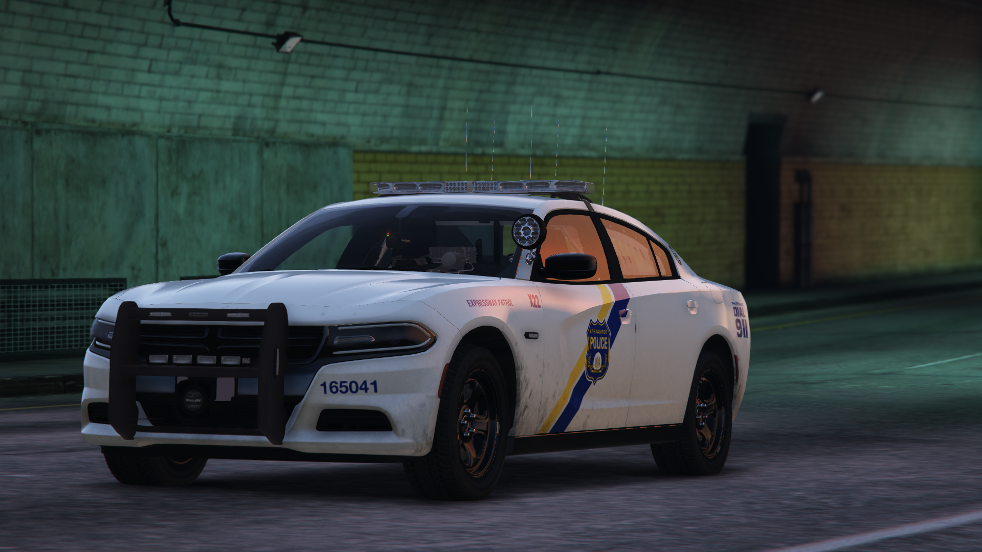 LSPD Expressway Charger
