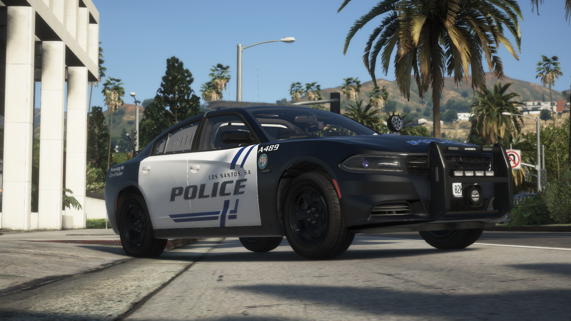 LSPD Charger