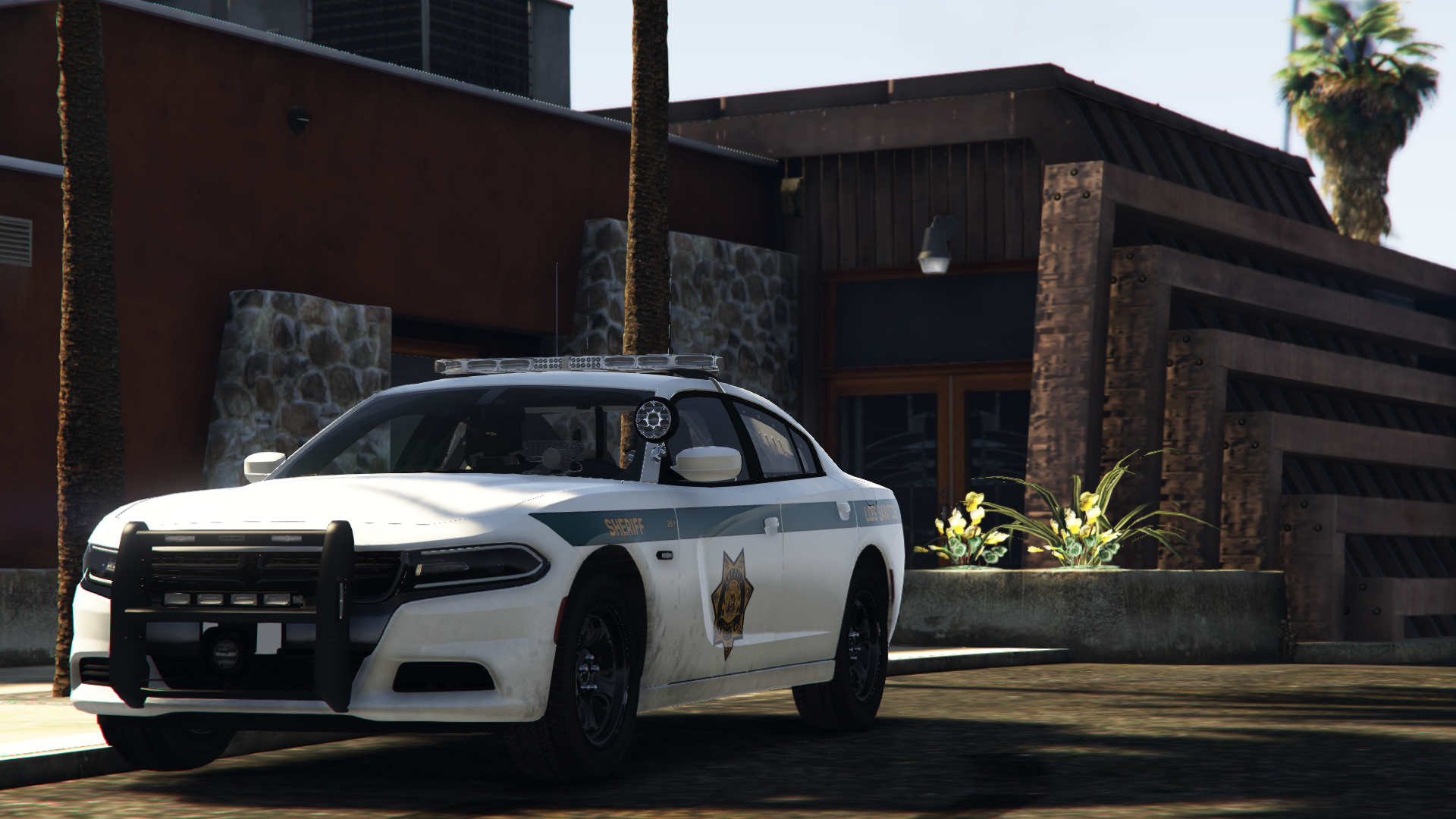 LSSD Charger