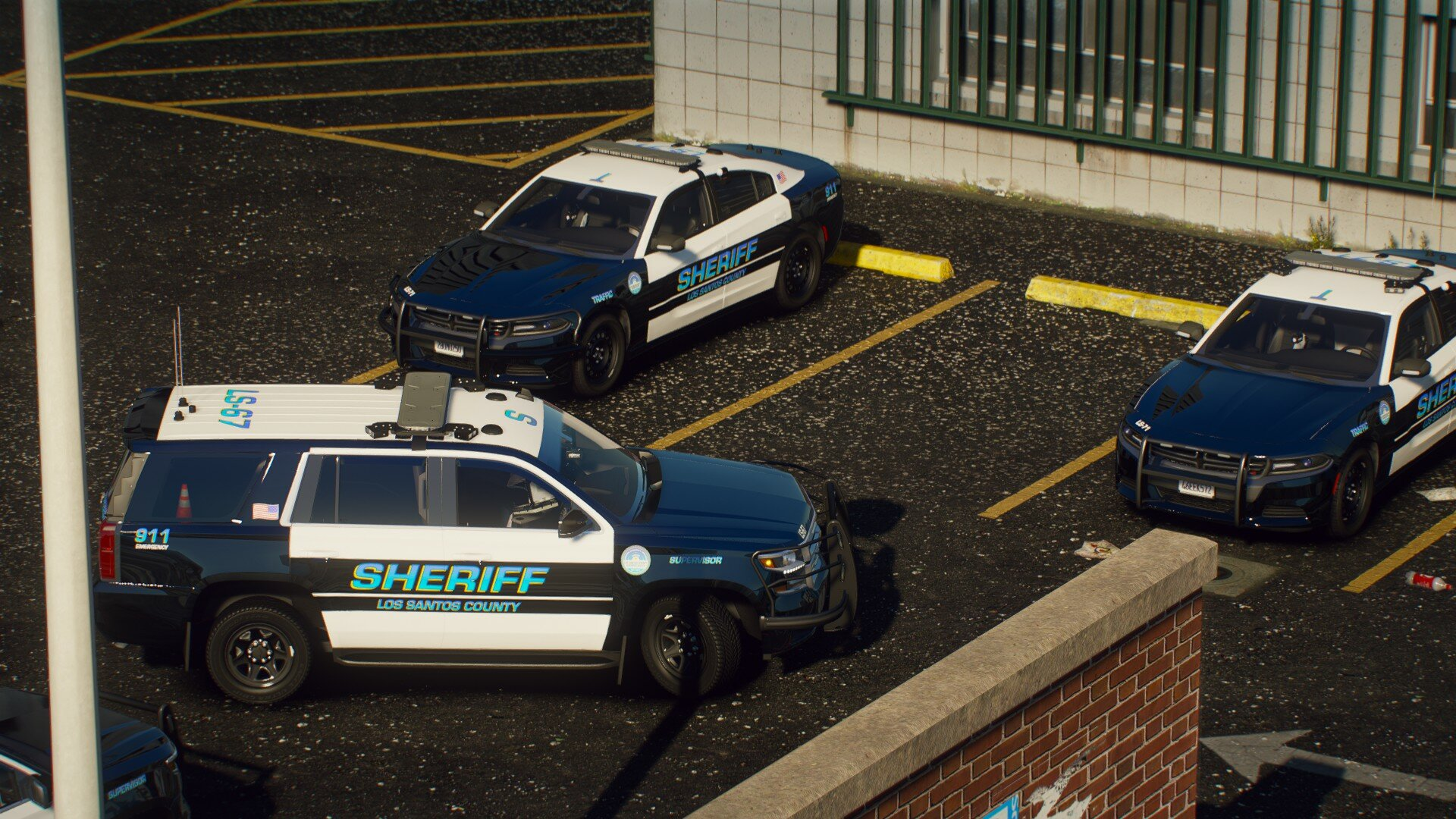 LSCSO texture pack is nearing completion