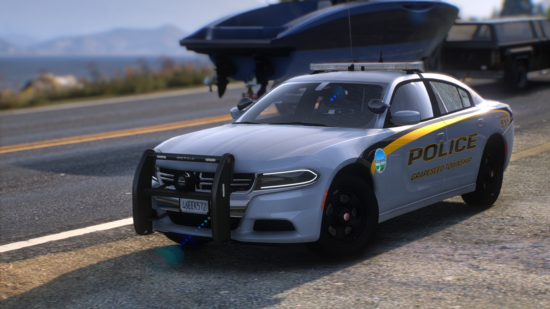 Grapeseed TWP Charger
