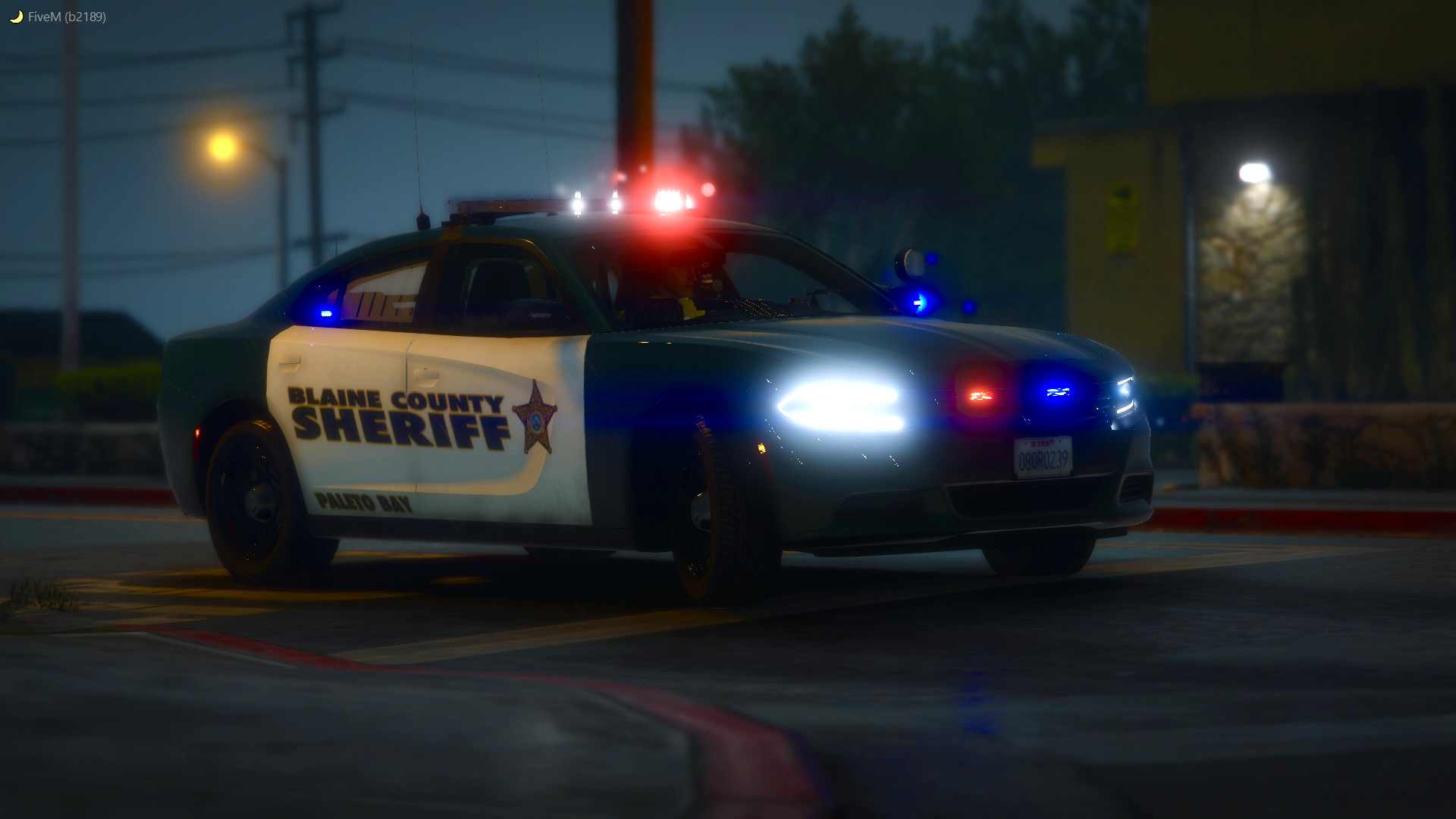 BCSO Night Charger