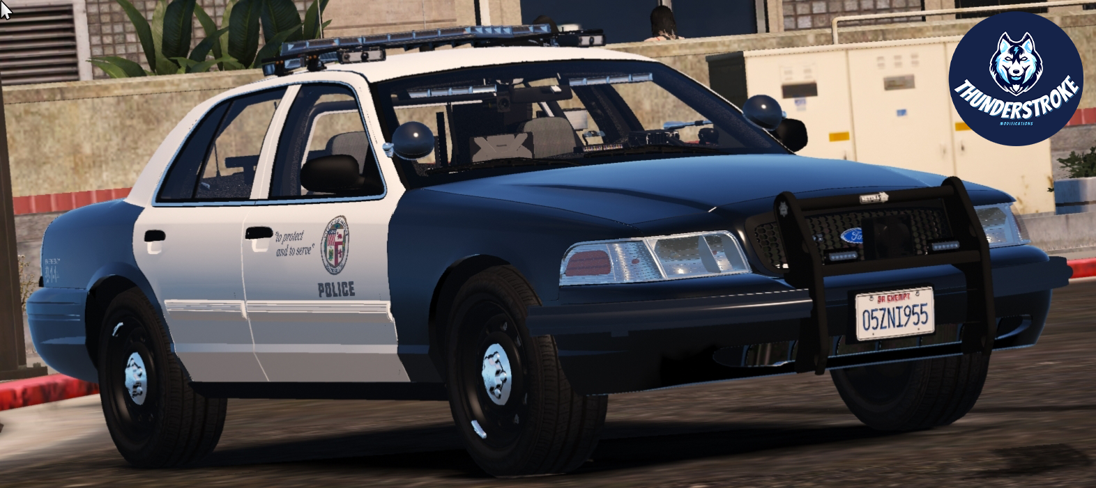 TM   LAPD Livery Pack